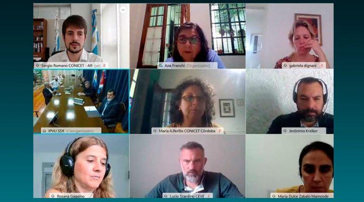 El CONICET suscribe convenio con el Instituto de Vivienda de Santiago del Estero por los ladrillos PET