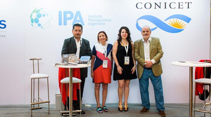 El CONICET presente en la 39° Reunión Anual Latinoamericana de Petroquímica
